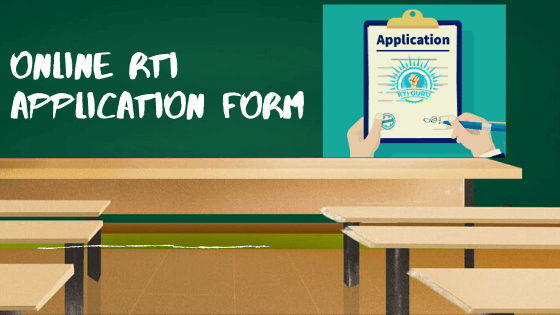 second rti application how to use rti online application form