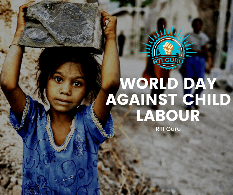 second rti application world day against child labour 2020