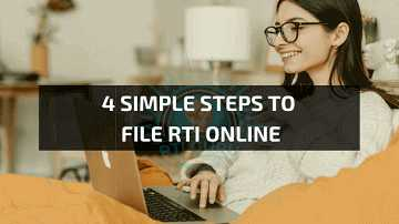 second rti application 4 simple steps to file rti online
