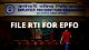 How to file an RTI application for EPFO?