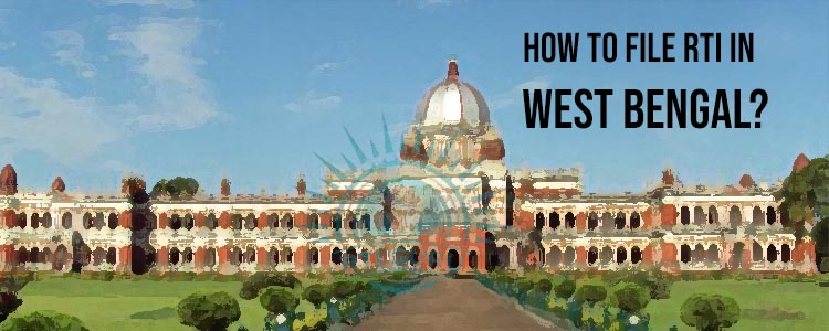 how to file rti for west bengal?