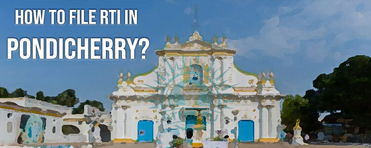 File RTI Online Pondicherry