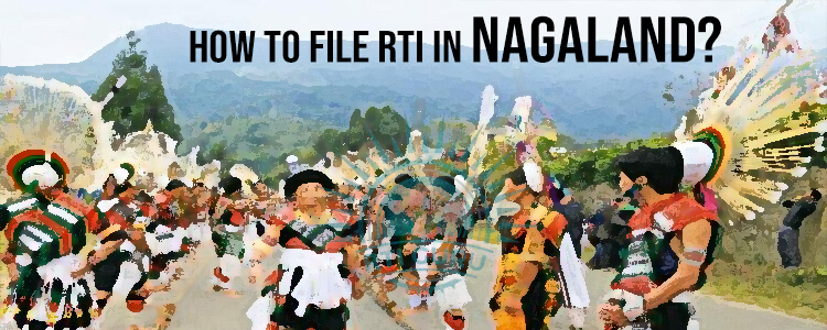 How to file RTI For Nagaland?