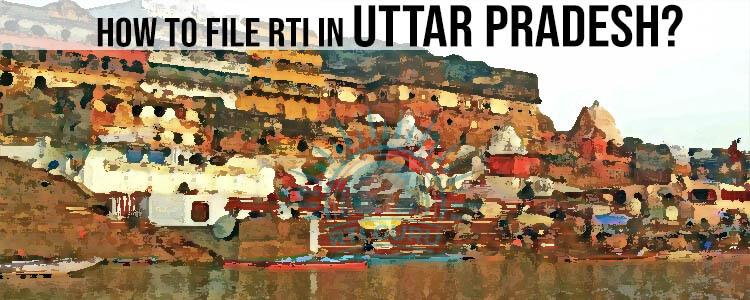 File RTI Online Uttar Pradesh,Online RTI Uttar Pradesh