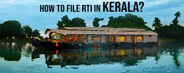 how to file rti for kerala?