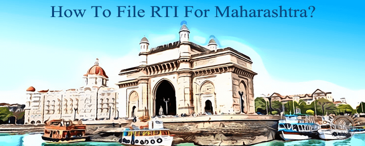 how to file rti for maharashtra?