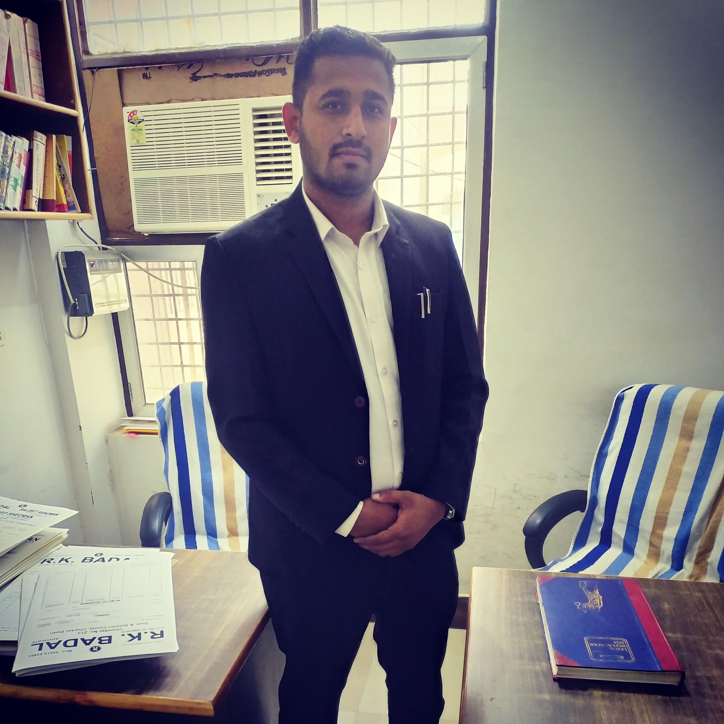 Adv Sandeep Sheoran